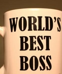 Boss...