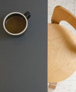 desk coffee & chair