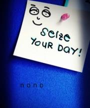 Motivation - Seize Your Day