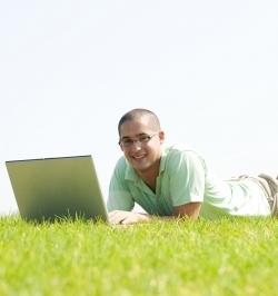 Internet job