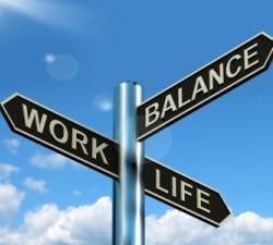 create a healthy balance